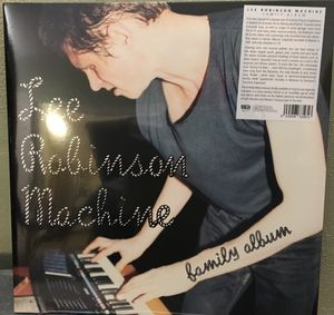Lee Robinson Machine Family Album