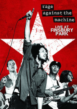 rage agains the machine live at finsbury park